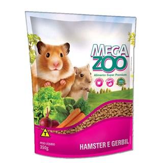 Ração Megazoo para Hamster