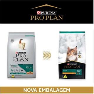 Ração Nestlé Purina Pro Plan Cat Kitten para Gatos Filhotes