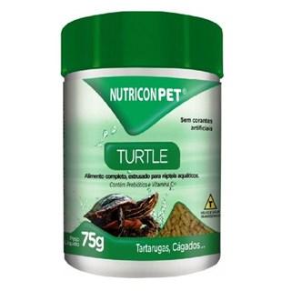 Ração Nutricon Turtle Para Répteis Aquáticos