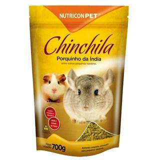 Ração Nutriconpet Chinchila Para Pequenos Roedores