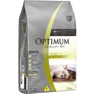 Ração Optimum Dry Sabor Frango Para Gatos Adultos