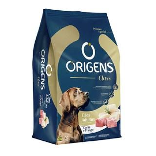Ração Origens Especial Class Carne e Frango para Cães Adultos