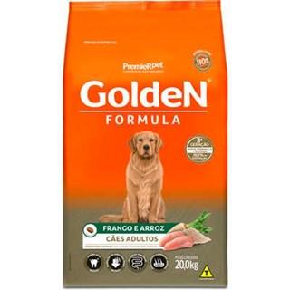 Ração Premier Golden Formula Cães Adultos Frango e Arroz