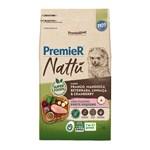 Ração Premier Nattu Sabor Mandioca para Cães Filhotes de Raças Pequenas
