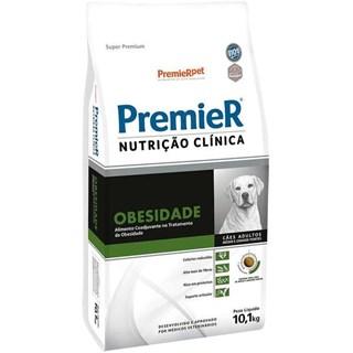 Ração Premier Nutrição Clínica Obesidade para Cães Adultos Médio e Grande Portes