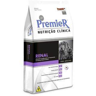 Ração Premier Nutrição Clínica para Cães Renal