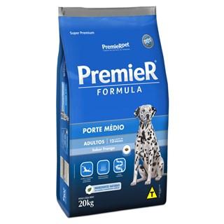 Ração  Premier Pet Formula Raças Médias Adultos