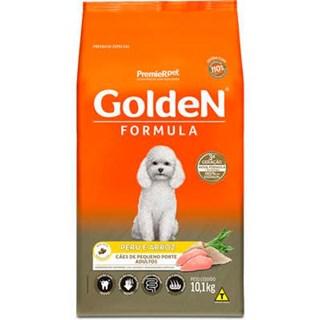 Ração Premier Pet Golden Formula Peru & Arroz para Cães Adultos de Pequeno Porte