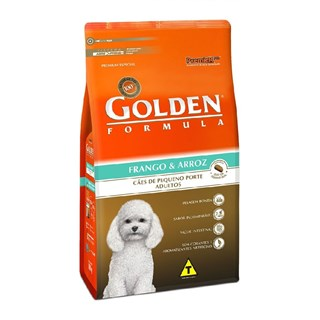 Ração Premier Pet Golden Formula Sabor Frango Para Cães Adultos De Raças Pequenas