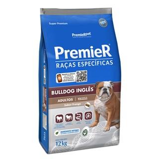 Ração Premier Pet Raças Específicas Bulldog Adulto - 12 Kg