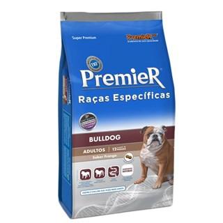Ração Premier Pet Raças Específicas Bulldog Para Cães Adultos