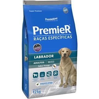 Ração Premier Pet Raças Específicas Labrador Adulto - 12 Kg