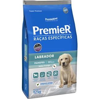 Ração Premier Pet Raças Específicas Labrador Filhote - 12 Kg