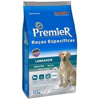 Ração Premier Pet Raças Específicas Labrador Para Cães Adultos