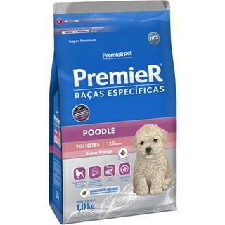 Ração Premier Pet Raças Específicas Poodle Para Cães Filhotes