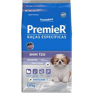 Ração Premier Pet Raças Específicas Shih Tzu Para Cães Filhotes