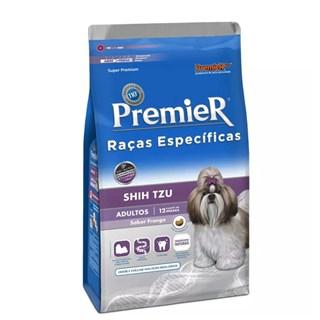 Ração Premier Pet Raças Específicas Shih Tzu Sabor Frango Para Cães Adultos