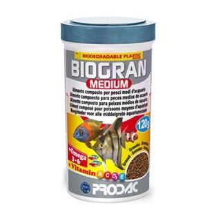 Ração Prodac Biogran Medium para Peixes
