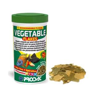 Ração Prodac Vegetable Flakes para Peixes