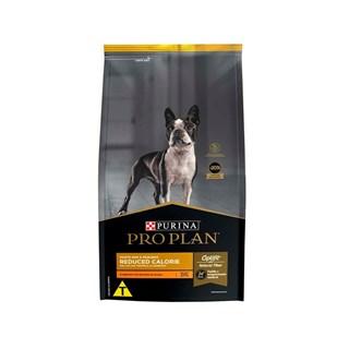 Ração Purina Pro Plan Optifit Reduced Calorie Para Cães Adultos De Raças Pequenas