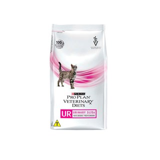 Ração Purina Pro Plan Veterinary Diets Ur Urinary Para Gatos