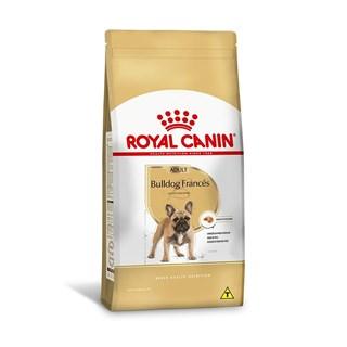 Ração Royal Canin Bulldog Francês Para Cães Adultos