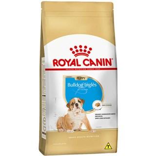 Ração Royal Canin Bulldog Junior Para Cães Filhotes - 12kg