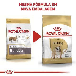 Ração Royal Canin Bulldog Para Cães Adultos