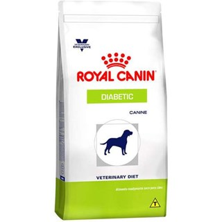 Ração Royal Canin Canine Veterinary Diet Diabetic para Cães Adultos com Diabetes