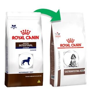 Ração Royal Canin Canine Veterinary Diet Gastro Intestinal Junior para Cães Filhotes