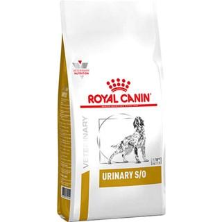 Ração Royal Canin Canine Veterinary Diet Urinary S/O para Cães com Doenças Urinárias