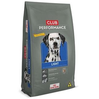 Ração Royal Canin Club Performance Light Para Cães Obesos