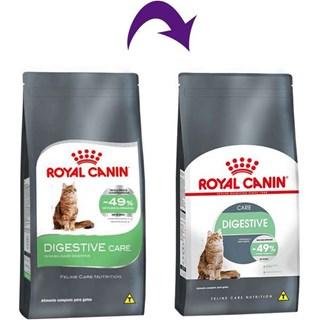 Ração Royal Canin Digestive Care Nutrition Para Gatos Adultos