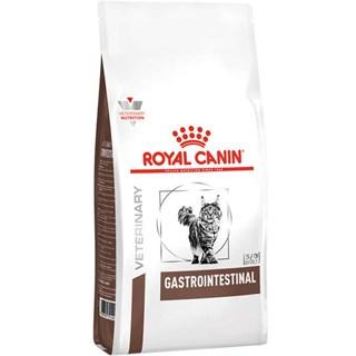 Ração Royal Canin Feline Veterinary Diet Gastro Intestinal para Gatos com Doenças Intestinais