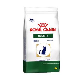Ração Royal Canin Feline Veterinary Diet Obesity para Gatos Obesos