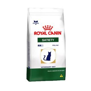 Ração Royal Canin Feline Veterinary Diet Satiety Para Gatos