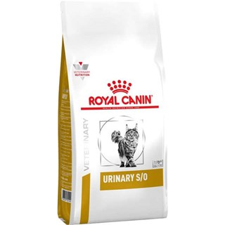 Ração Royal Canin Feline Veterinary Diet Urinary S/O