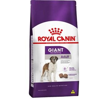 Ração Royal Canin Giant Adult Para Cães Adultos De Raças Gigantes - 15kg