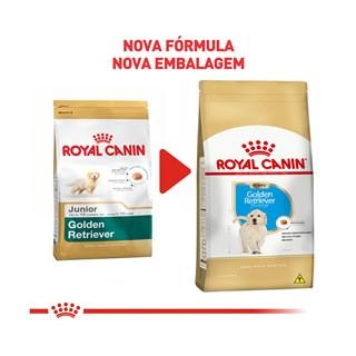 Ração Royal Canin Golden Retriever Junior Para Cães Filhotes - 12kg