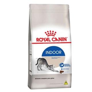 Ração Royal Canin Indoor Para Gatos Adultos