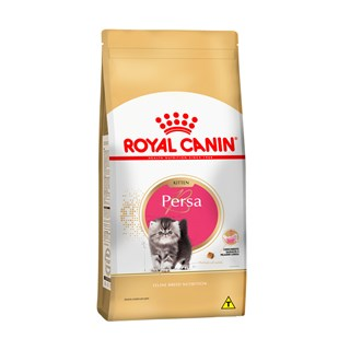 Ração Royal Canin Kitten Persian Para Gatos Filhotes - 1.5kg