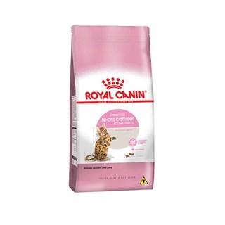 Ração Royal Canin Kitten Sterilised Para Gatos Filhotes