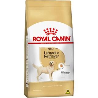 Ração Royal Canin Labrador Retriever Para Cães Adultos - 12kg