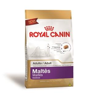 Ração Royal Canin Maltês Para Cães Adultos