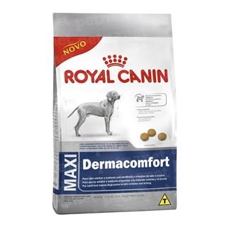Ração Royal Canin Maxi Dermacomfort para Cães Adultos e Idosos de Raças Grandes