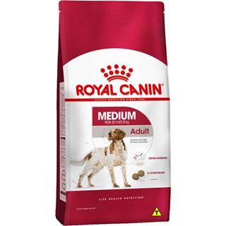 Ração Royal Canin Medium Adult Para Cães Adultos De Raças Médias