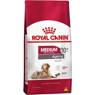 Ração Royal Canin Medium Ageing 10+ Para Cães Sêniors De Raças Médias