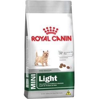 Ração Royal Canin Mini Light Para Cães Adultos De Raças Pequenas