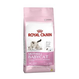 Ração Royal Canin Mother e Baby Para Gatos Filhotes
