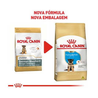 Ração Royal Canin Pastor Alemão  Junior 12kg